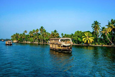 2 NIGHT 3 DAYS KERALA BACKWATER PACKAGES