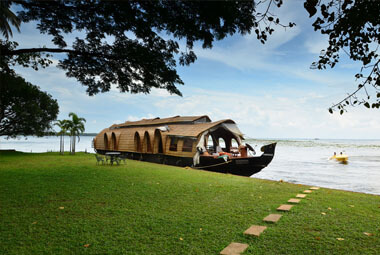 5 NIGHT 6 DAYS KERALA BACKWATER PACKAGES