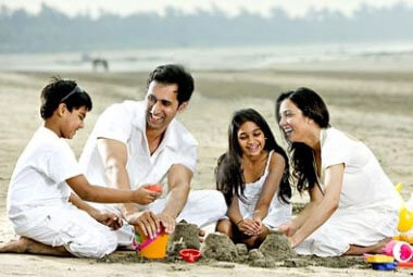 5 NIGHT 6 DAYS FAMILY PACKAGES IN KERALA