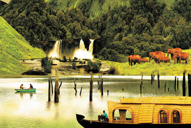 8 NIGHT 9 DAYS HOLIDAY PACKAGES IN KERALA