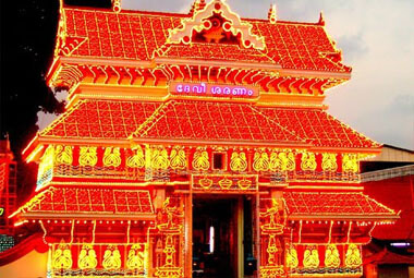 3 NIGHT 4 DAYS KERALA TEMPLE TOURS PACKAGES